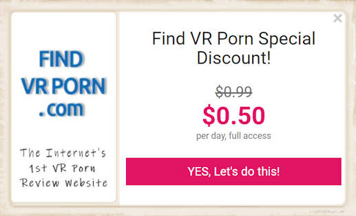 vrbangers discount special price