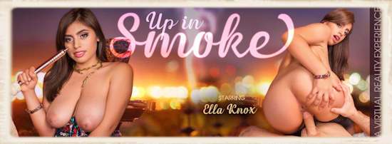 Ella Knox Up in Smoke review
