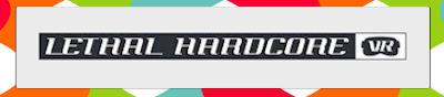 lethalhardcore colorful logo