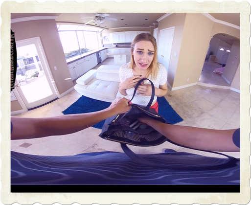 Kasey Miller VR porn
