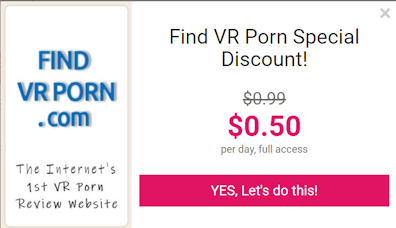 special vr bangers discount subscription special