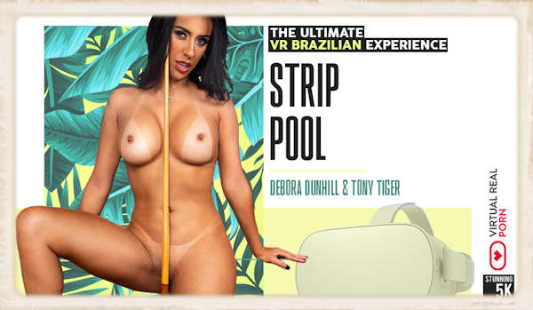 Debora Dunhill Strip Pool Virtual Real Porn