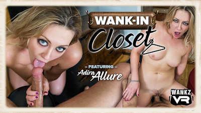 Adira Allure WankzVR feature image
