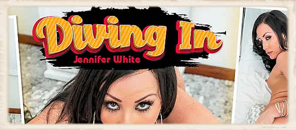Jennifer White Diving In video and review