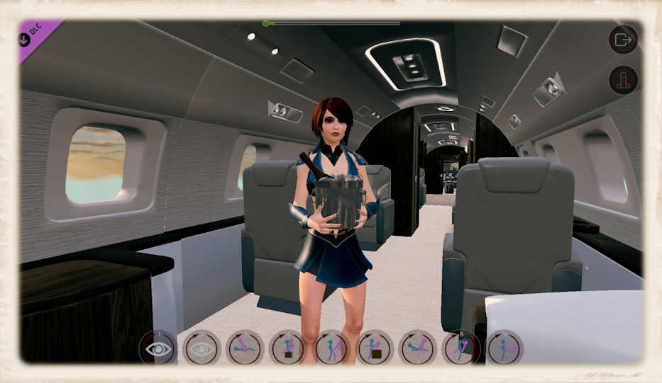 SinVR screenshot