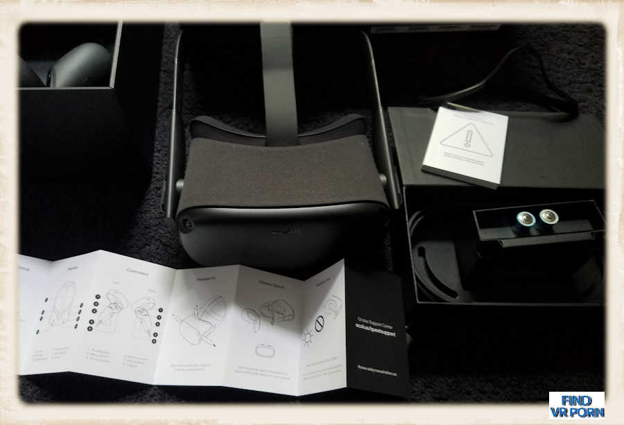 Oculus Quest batteries instructions