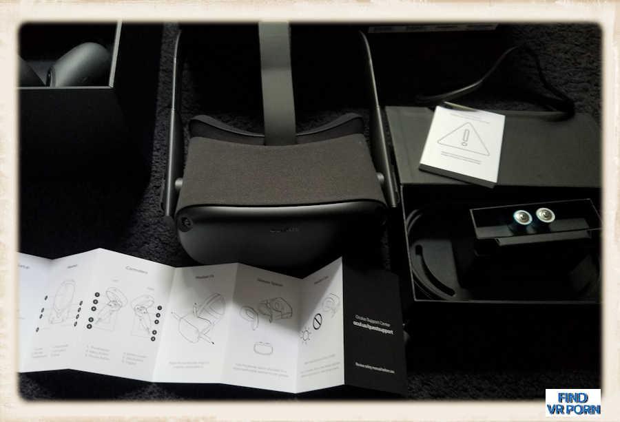 Oculus Quest batteries instructions