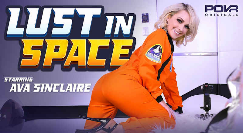 Lust in Space starring Ava Sinclaire for POVR Originals
