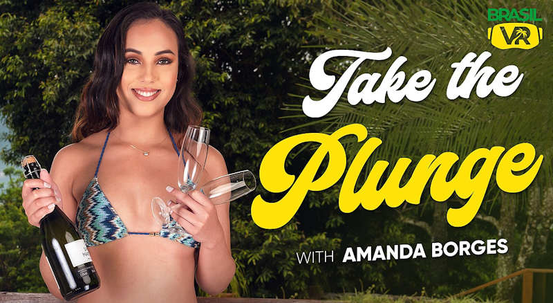 Take the Plunge with Amanda Borges and BrasilVR