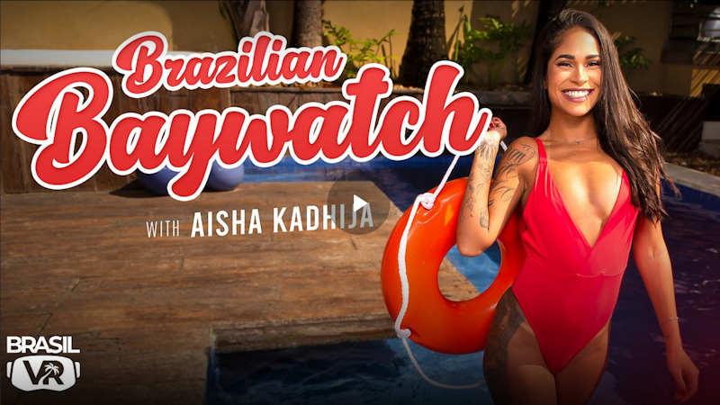 Brazilian Baywatch with Aisha Kadhija