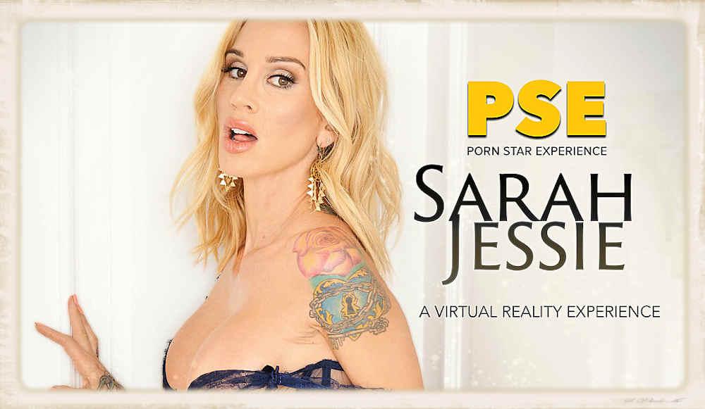 Sarah Jessie PSE VR Naughty America VR