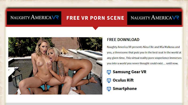 visit Naughty America VR