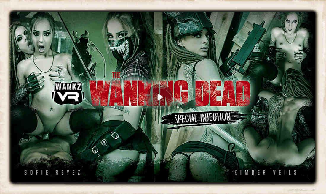 Wanking Dead Special Injection WankzVR long feature