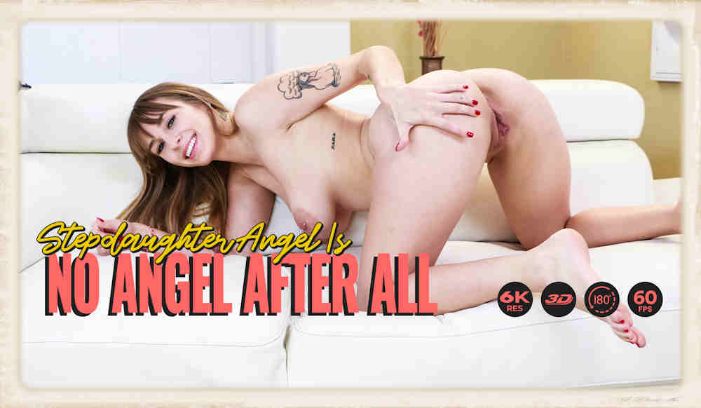 Stepdaughter Angel is No Angel after all