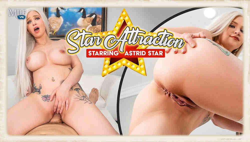 Astrid Star MILF VR