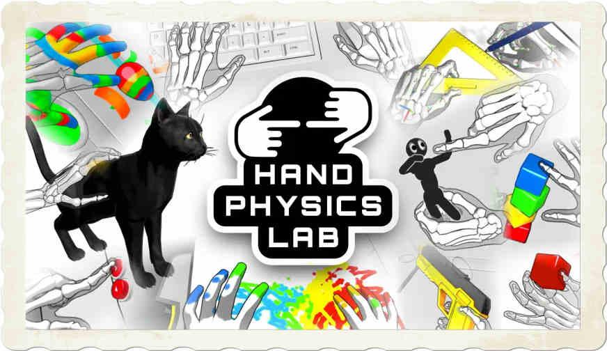 Hand Physics Lab Oculus Quest