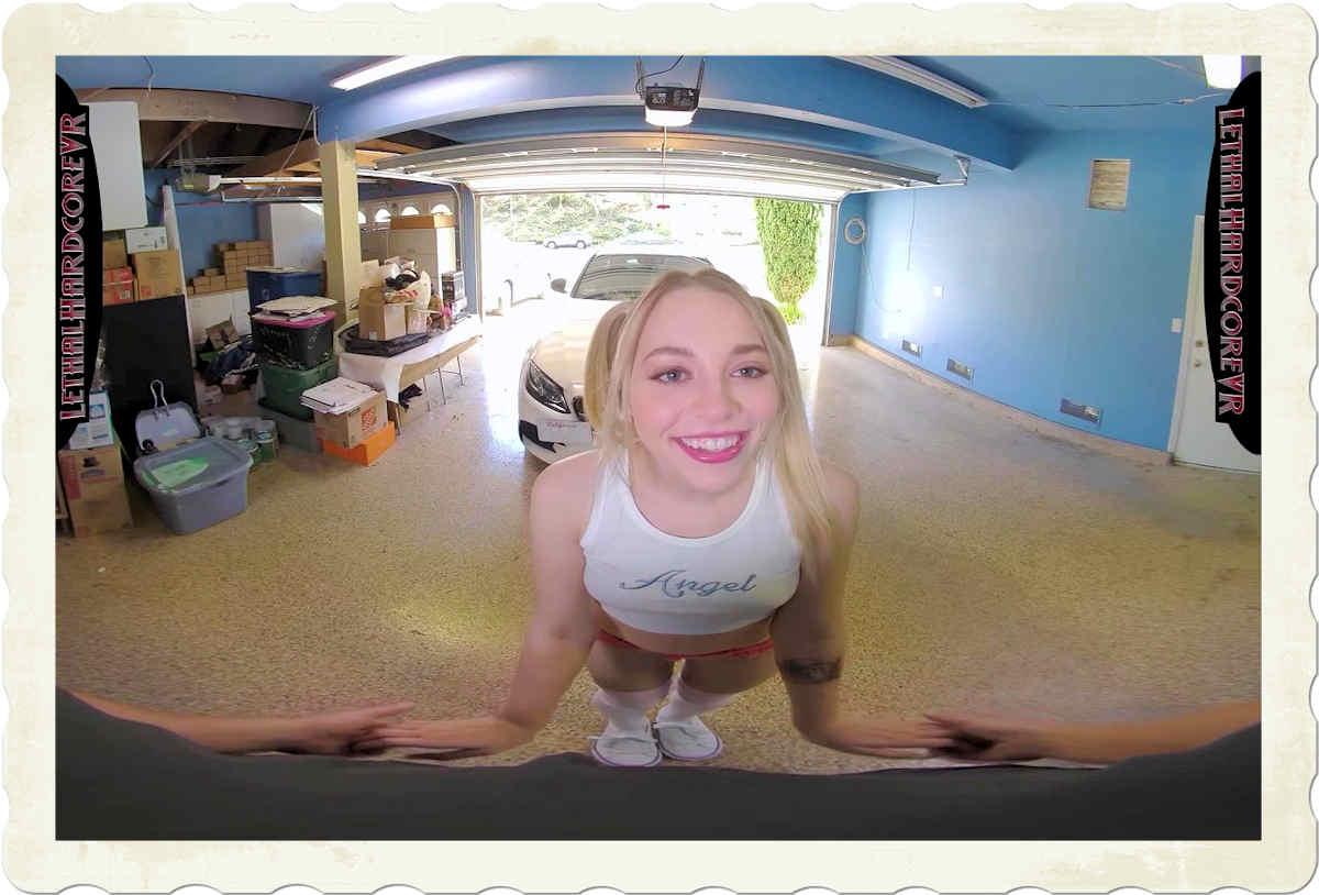 Lily Larimar LethalHardcore VR