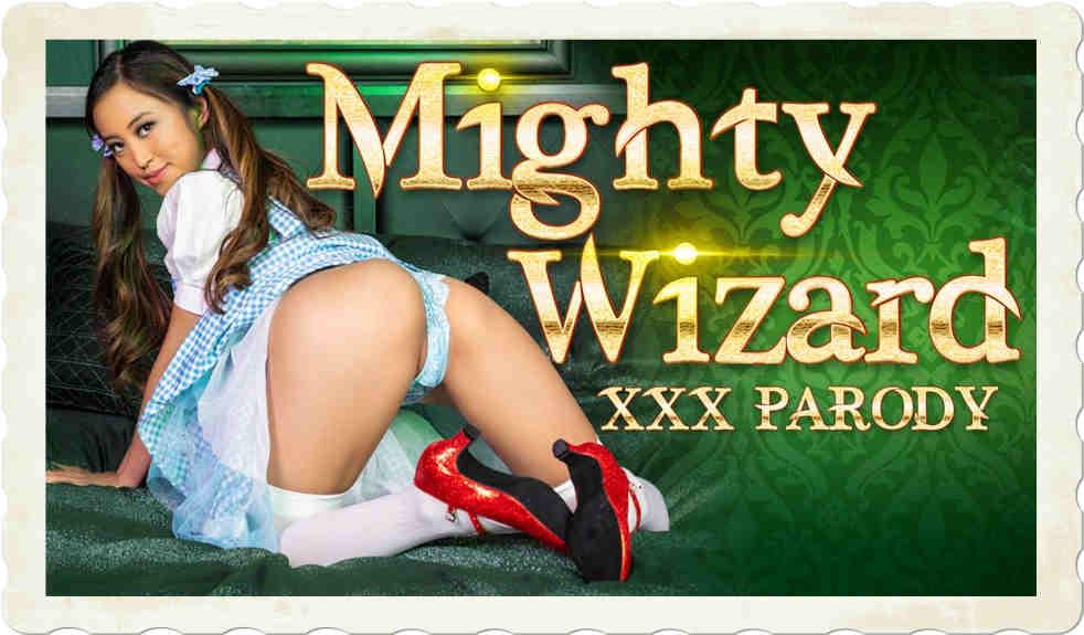 Mighty Wizard XXX Parody VR Conk