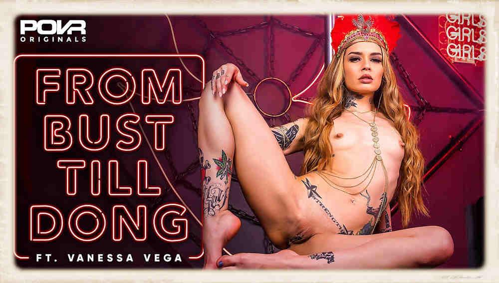 Vanessa Vega POVR VR porn scene