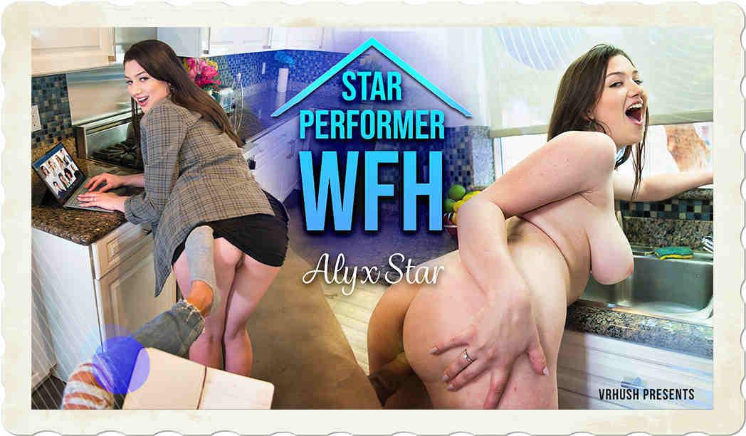 Alyx Star for VR Hush