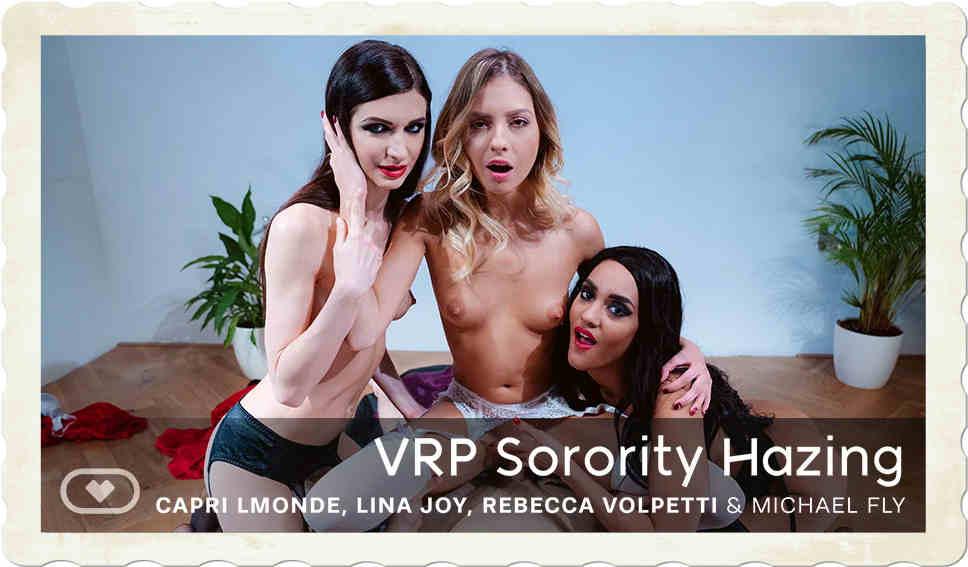 Virtual Real Porn Sorority Hazing
