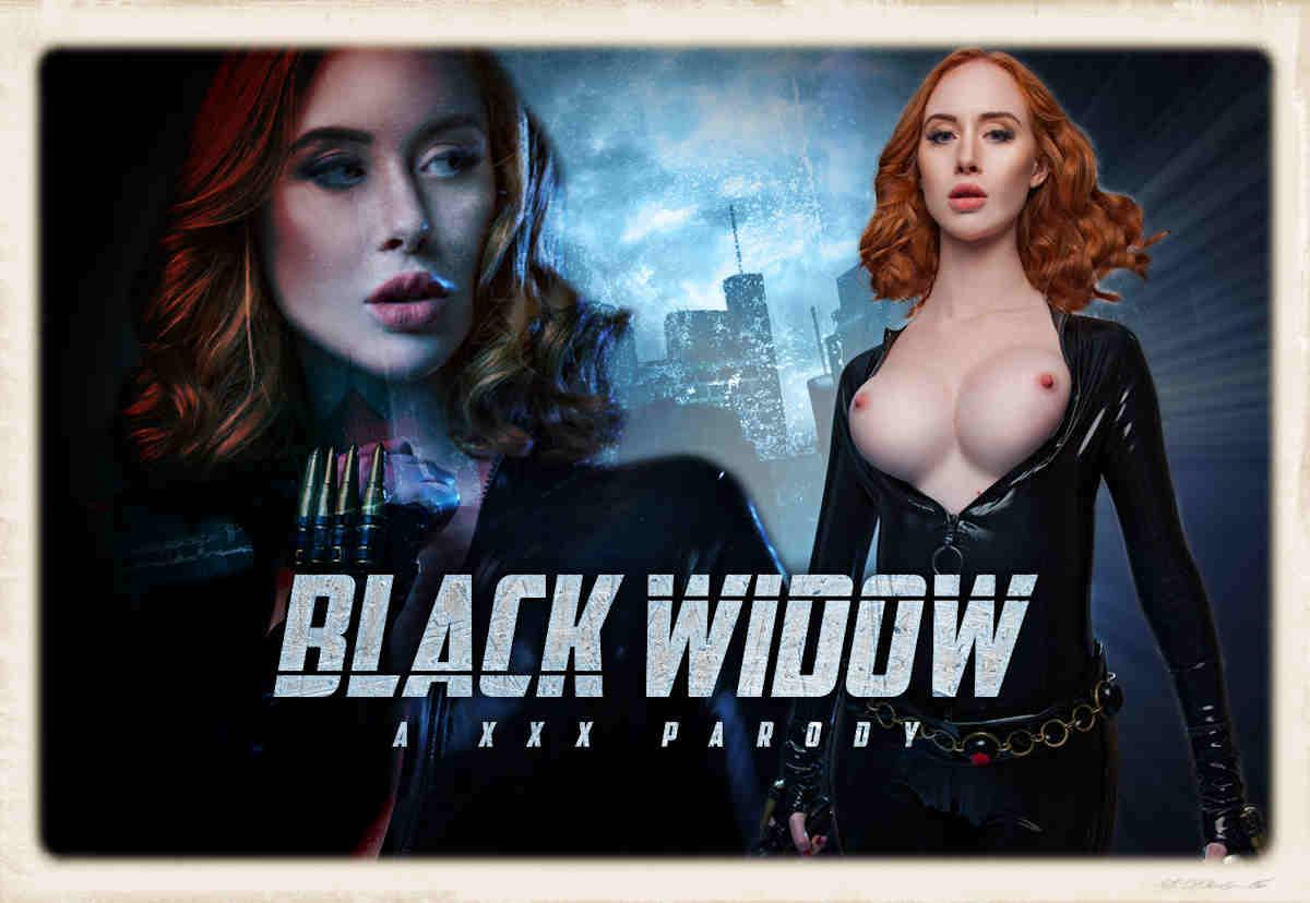 Black Widow starring Lenina Crowne for VR Cosplay X
