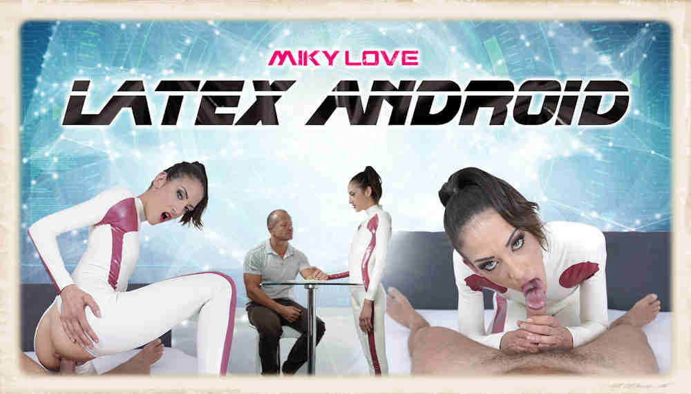 Latex Android Reality Lovers