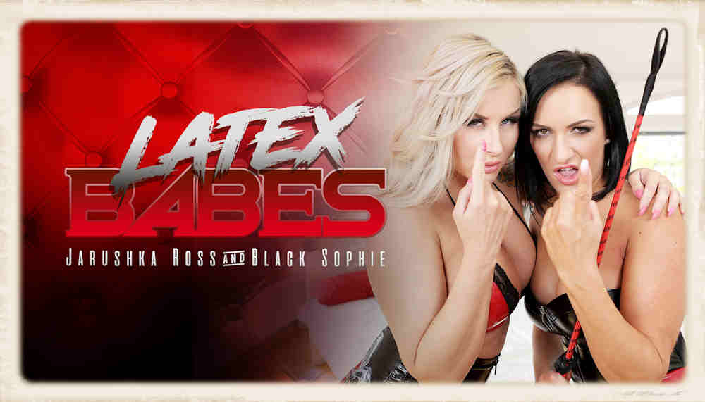 Latex Babes Reality Lovers
