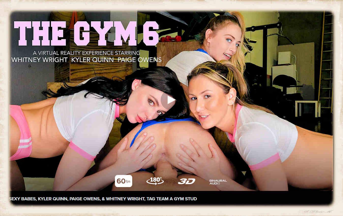 The Gym 6 Naughty America VR