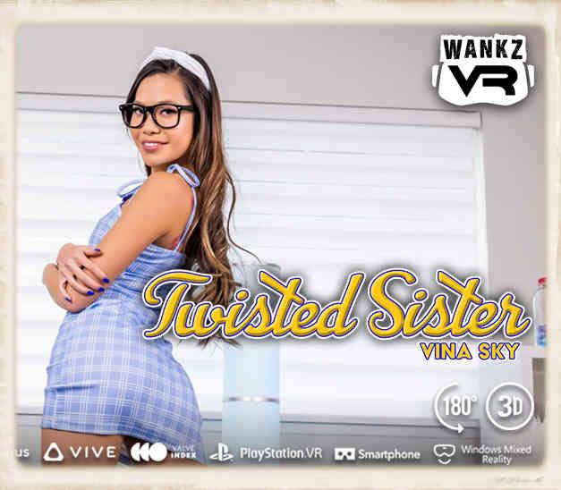 Vina Sky Twisted Sister promo